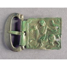Hawk hunter Buckle plate-12