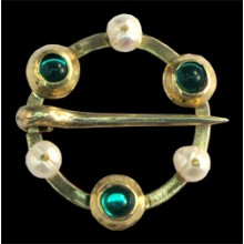 010-Brooch Oxwich Type