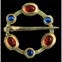012-Brooch Oxwich Type