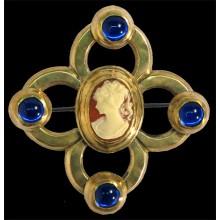 030-Medieval Brooch