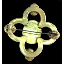 029-Medieval Brooch